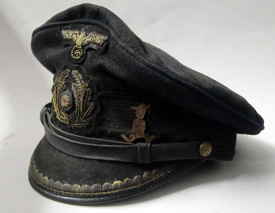 U-30 or U110 Officers Cap