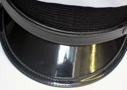Hell and High Water Cap leather Sweatband