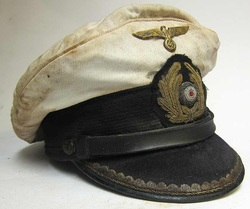 Navy Submarine Cap