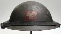 British WW1 Brodie Helmets