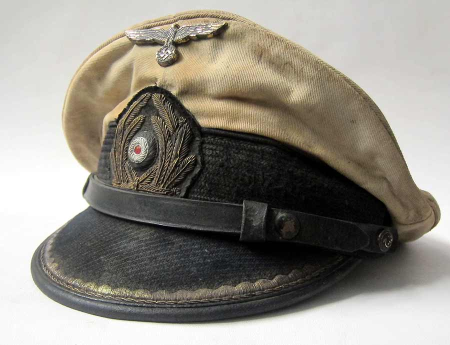 Boat Caps and German Kreigsmarine Caps & Hats from WW2 - WarHats.com ...