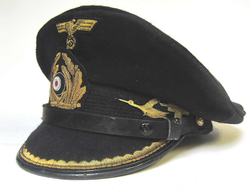 U-541 Chief Engineer Cap