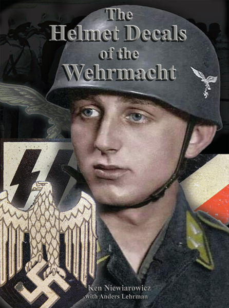 The Helmet Decals of the Wehrmacht - Military Decals Book