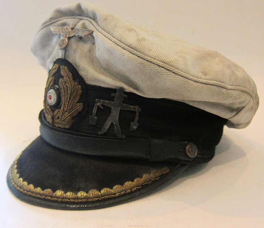 U-Boat Hat U-506 water man carrierner
