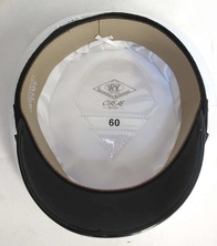 KMK Swedish Motor Yacht Club Cap Inside