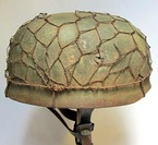 M38 Paratrooper Helmet Normandy