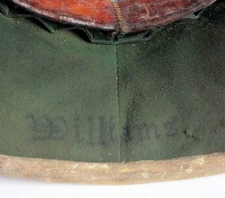 Zulu War Foreign Service Helmet Owners Name Williams