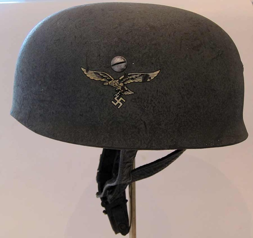 M38 Paratrooper  Helmet left side