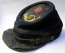 USA Civil War Kepi 3 Corps