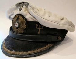 U-Boat Officers Hat u-37