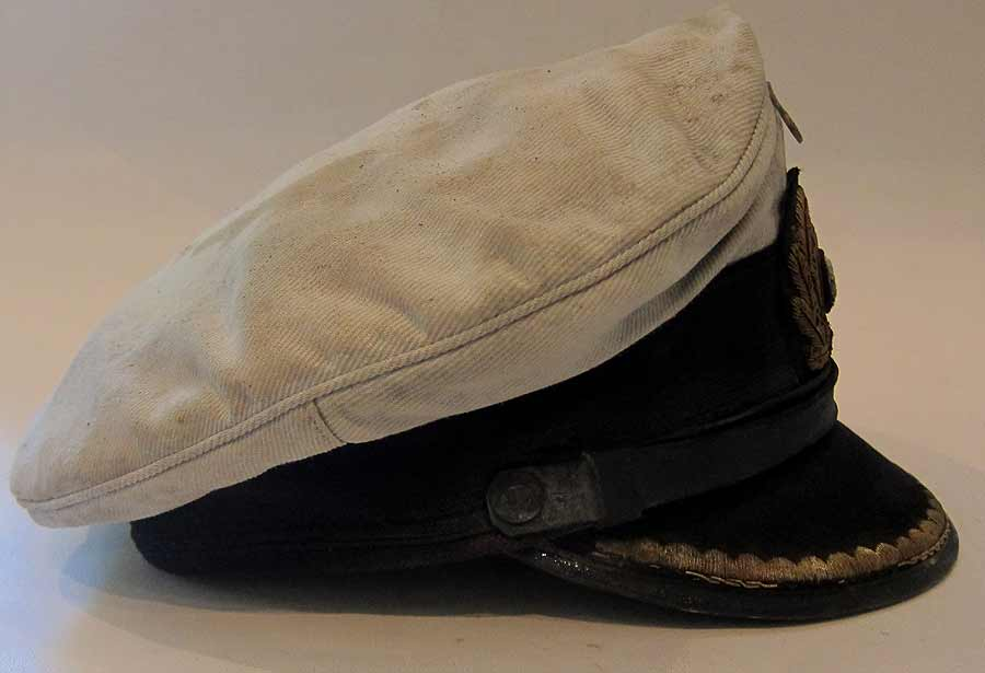 U-Boat Hat U-506 left side