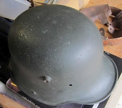 WW1 M16 German Helmet - supplied