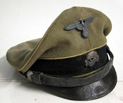 Waffen SS NCO Hat