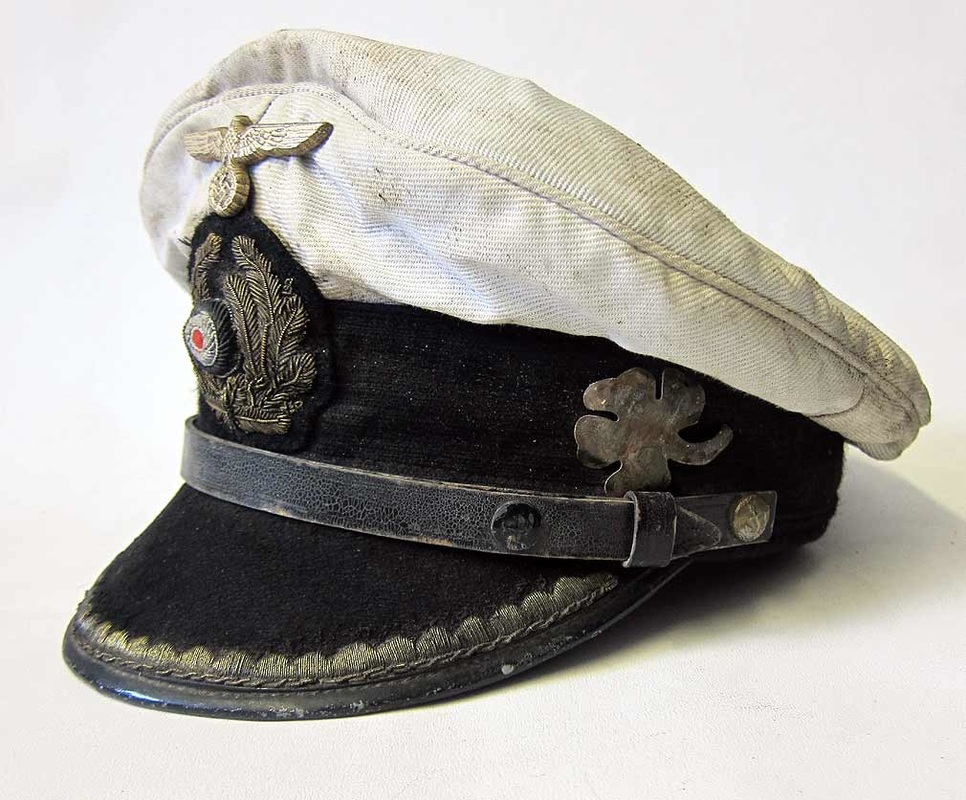 U-380 Kptlt. Josef Röther Cap