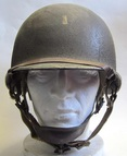 M2 Helmet with officer tick