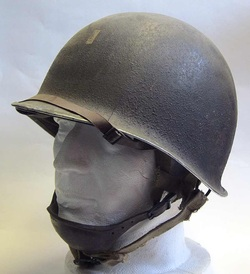 M2 509th PIR Helmet