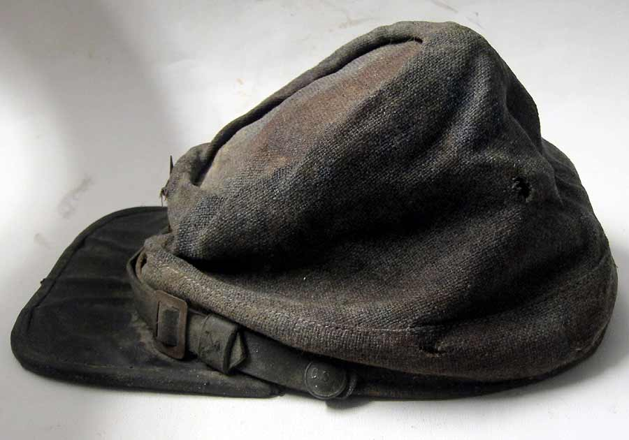 American Civil War Confederate Hat Texas Brigade left