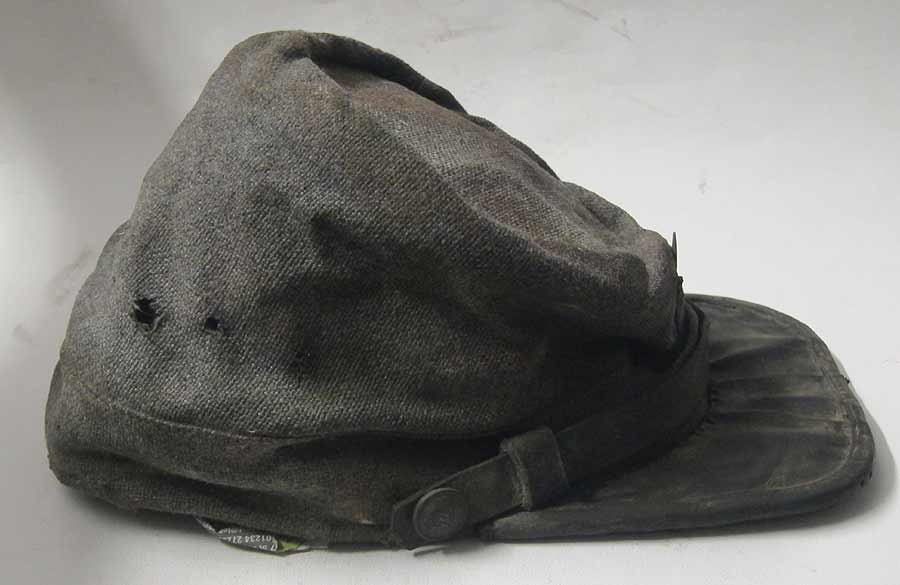 American Civil War Confederate Hat Texas Brigade right