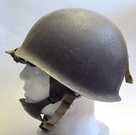Refurbished M2 Airborne 509th Helmet Left View