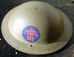 Special Operations Helmet Stencil
