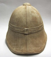 Boer War Helmet Right View