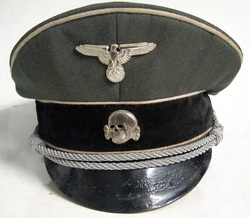 Waffen SS EREL Hat Light Wear