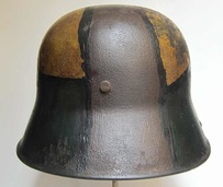 Rear of M16 Helmet