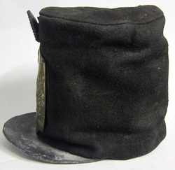 British Stovepipe Helmet 1815 Left view