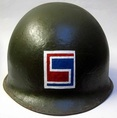 69th infantry division helmet stencil