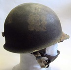 Paratrooper M2 Airborne 509th Helmet Right View