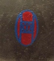 30th Infantry Division Stencil