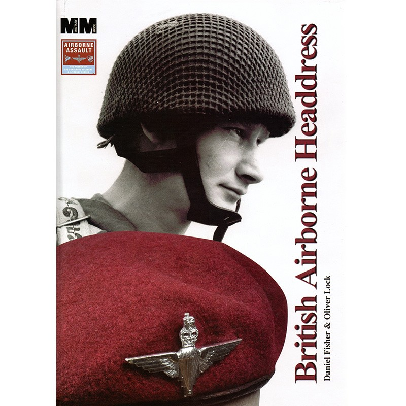 British Airborne Headdress Book