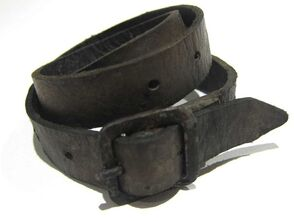 German Helmet Chinstrap M35, M40, M42 Aged (old) Condition