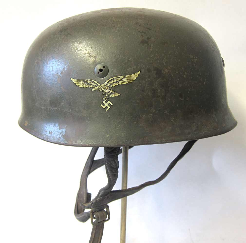 M38 Para Helmet Early Chinstrap