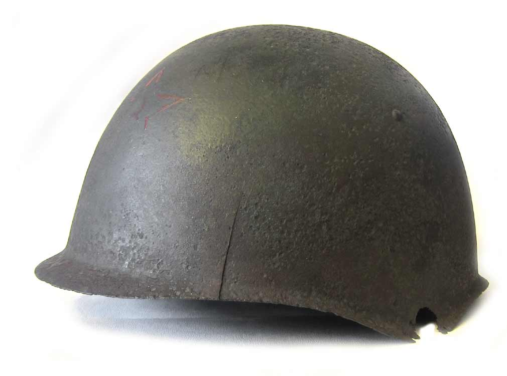 SSH-39 Russian Helmet WW2