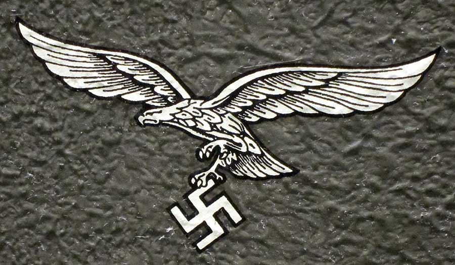 Luftwaffe Decal Type 2