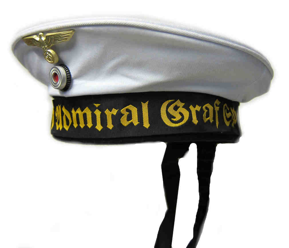 WW2 Kriegsmarine Enlisted 'Donald Duck' Cap - New Condition