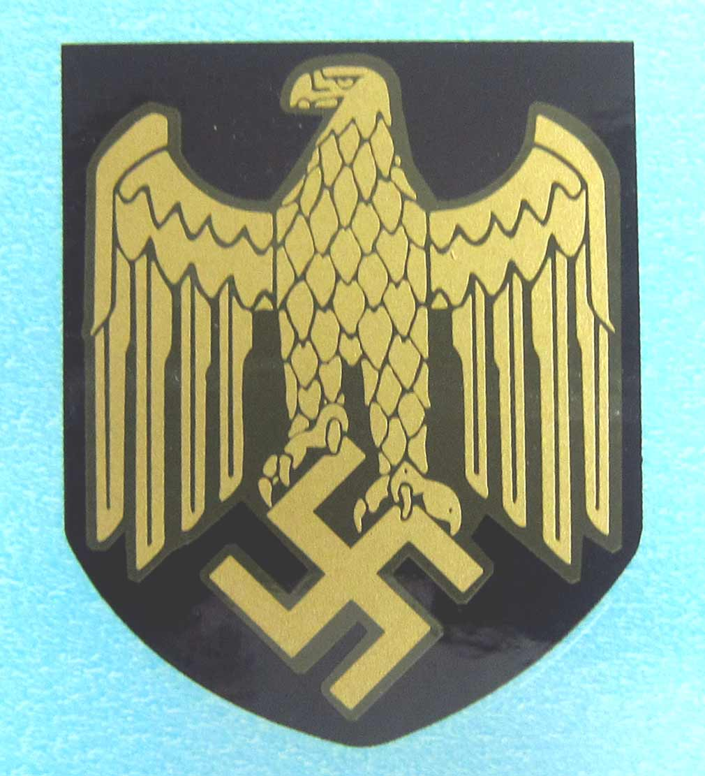 Kriegsmarine 'Border' Eagle ET & SE Decal