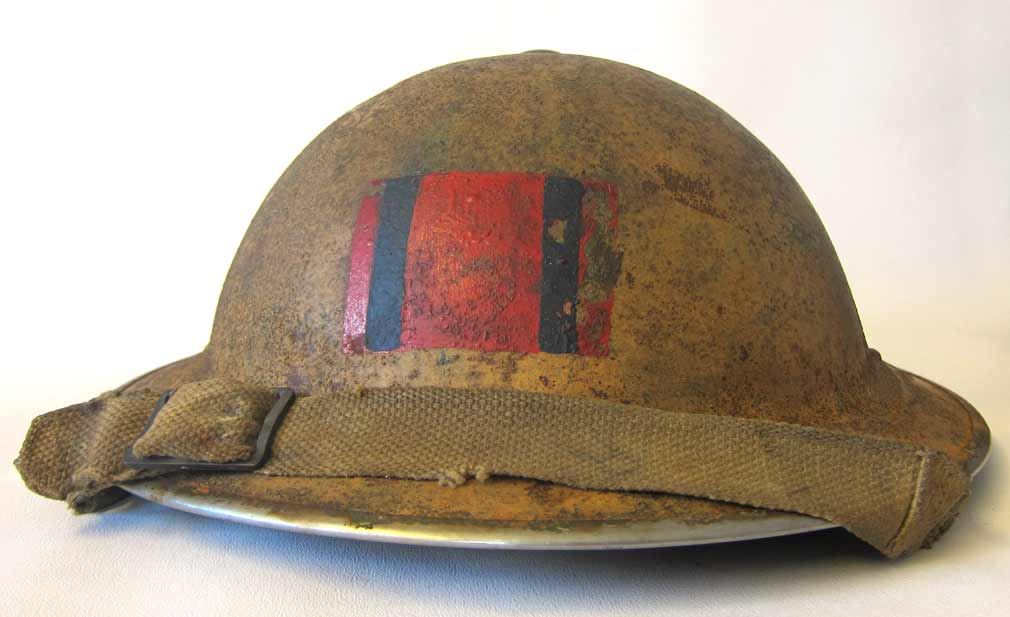 WW2 British Desert North Africa Helmet