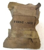 Airborne First Aid Pack - Aged Condition