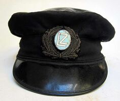 Zeppelin Engineers Oilcloth Hat