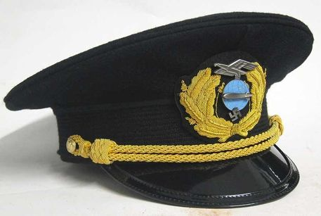 Zeppelin Officers Cap