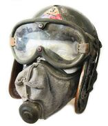 US WW2 M1 Respirator Dust Mask - Used