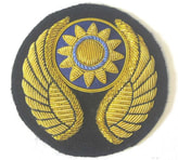 American WW2 Cap Badges