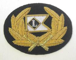 Shipping Lines & Martime Cap Badges
