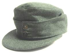 German WW2 Gebirgsjäger mountain cap ( Burgmütze)