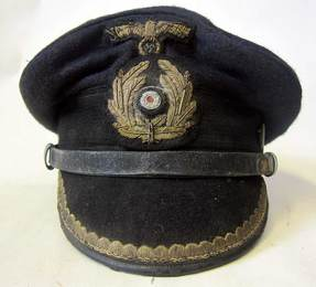 Reproduction U-Boat Cap