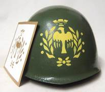 Italian Air Force - Helmet Stencil