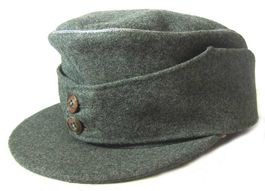 German Officers Gebirgsjäger mountain cap - Burgmütze